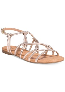 Report Gail Strappy Flat Sandals Women's Shoes