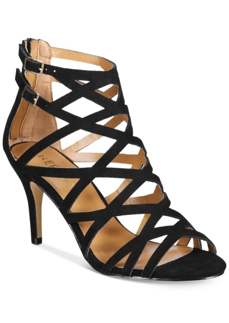Model Guess  Geneva  High Heel Dress Sandals  Dress Shoes  Womens