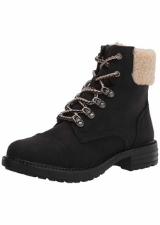 Report Women's Bootie Combat Boot