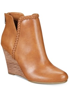 Report Rosemary Wedge Booties Women's Shoes