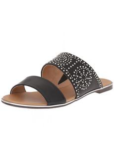 Report Women's CHESTYR Flat Sandal   M US