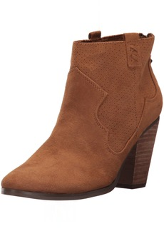 Report Women's Dree Ankle Bootie  6.5 M US