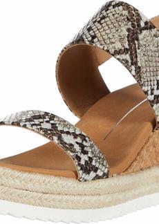 Report Women's EZABEL Wedge Sandal   M US