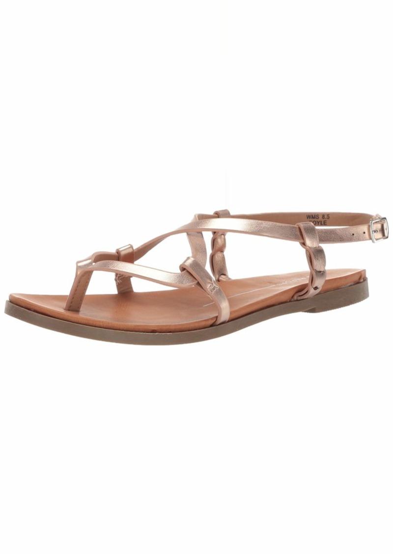Report Women's FOYLE Flat Sandal   M US