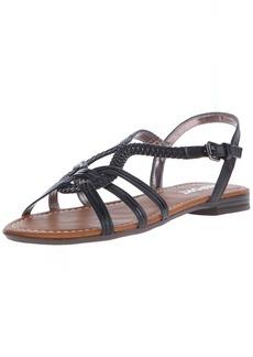 Report Women's Garam Flat Sandal   M US