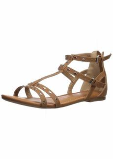 Report Women's Gardner Flat Sandal   M US