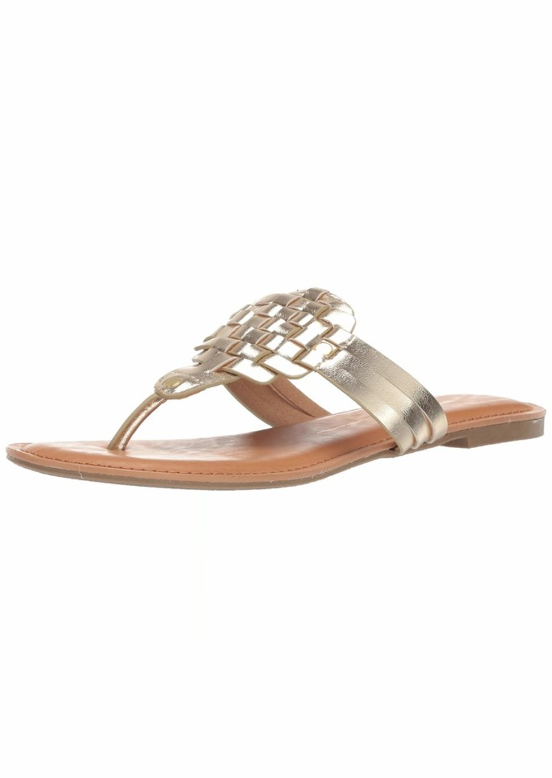 Report Women's Ginger Flip-Flop   M US