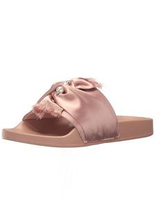 Report Women's Gracelynn Slide Sandal   Medium US