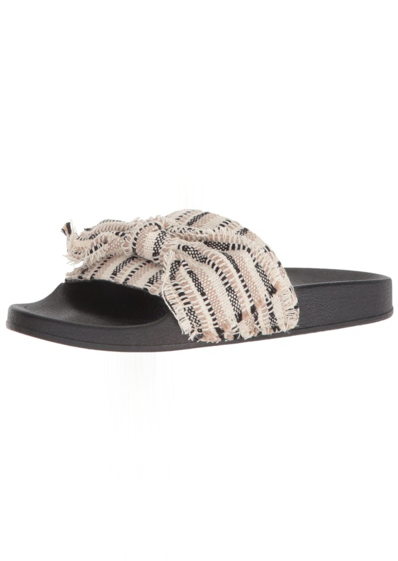 Report Women's Greely Flat Sandal   M US