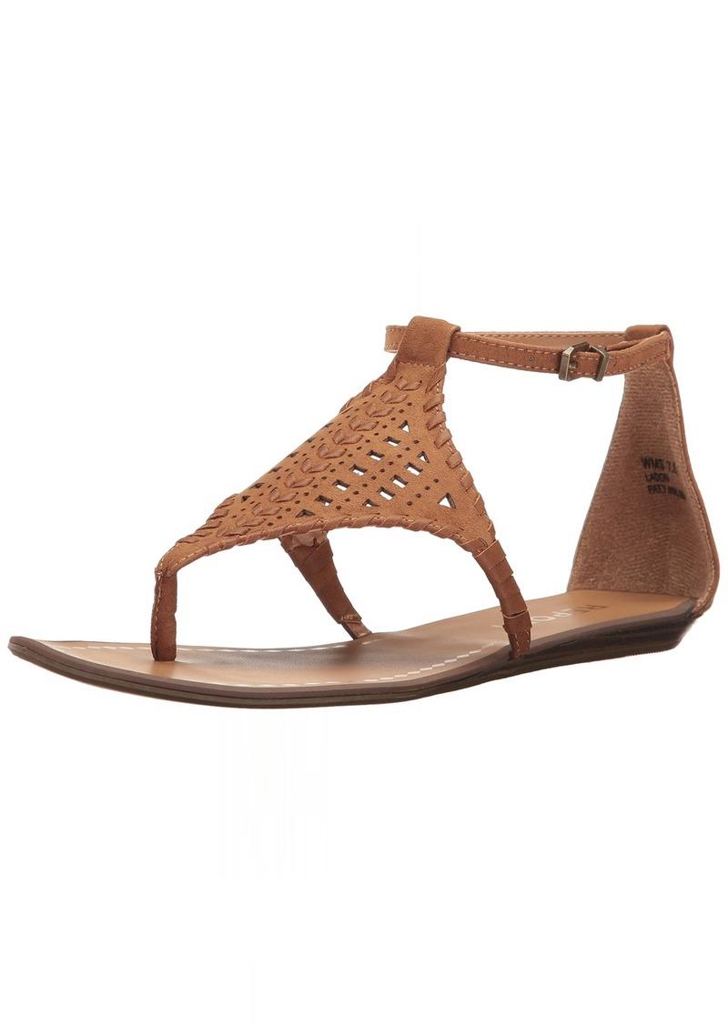 Report Women's Ladon Flat Sandal   M US