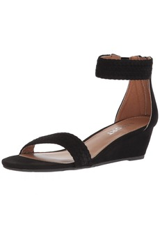 Report Women's Madge Wedge Sandal   Medium US