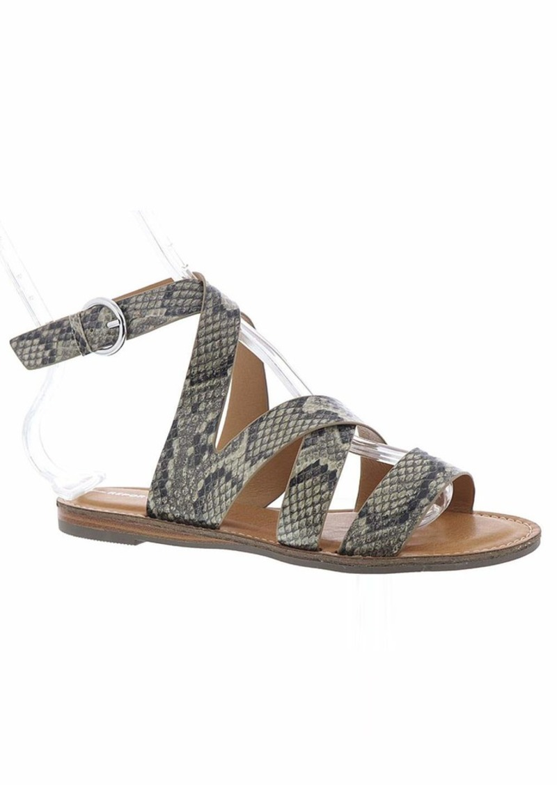 Report Women's QUILL Flat Sandal   M US