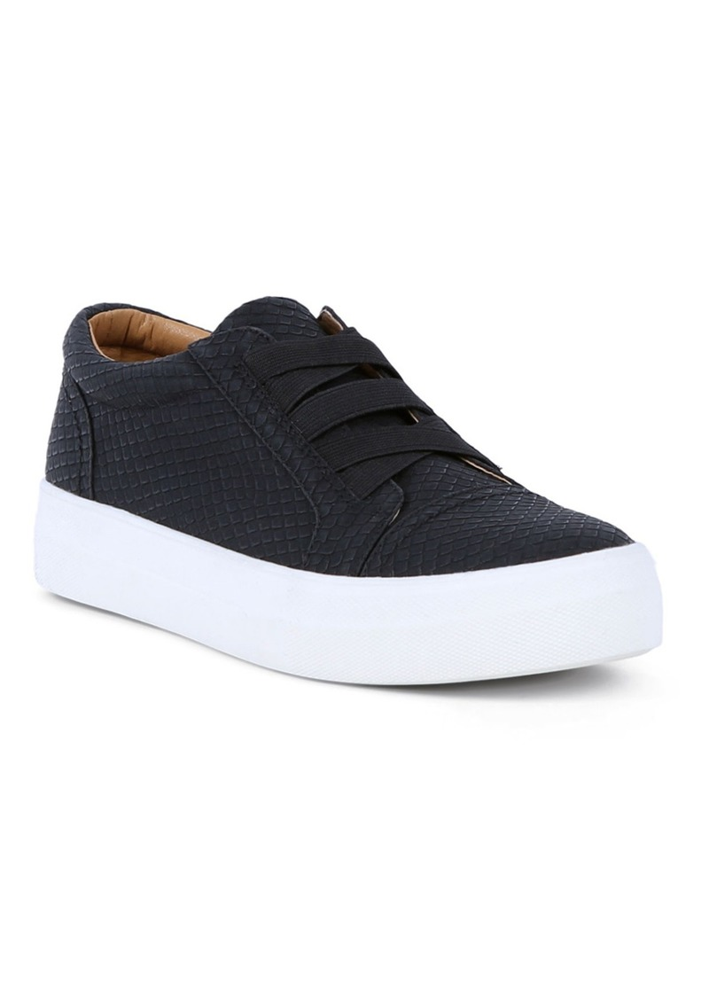 Report Rowdy Platform Sneaker