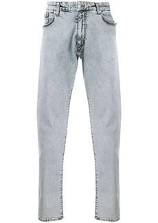 Represent 14 oz Candiani denim mid-rise jeans