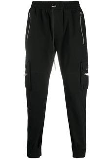 Represent cargo pocket track pants