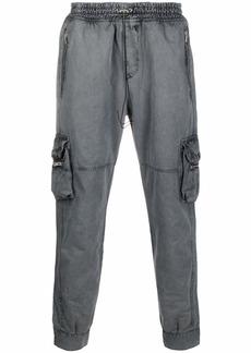 Represent cargo track trousers