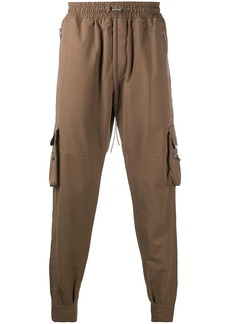 Represent slip-on cargo trousers