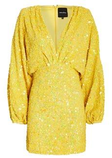 Retrofête Aubrielle Sequin Mini Dress