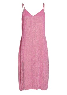 Retrofête Denisa Sequin Slip Dress