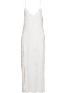 Retrofête Rebecca Sequined Chiffon Gown