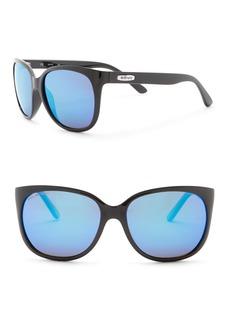 Revo Grand Classic Polarized 58mm Square Sunglasses