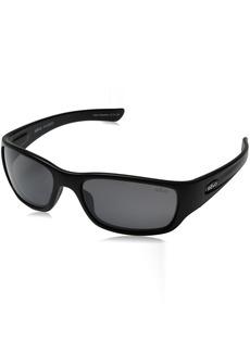 Revo Sunglasses Unisex RE 4058 Heading Rectangular Polarized UV Protection