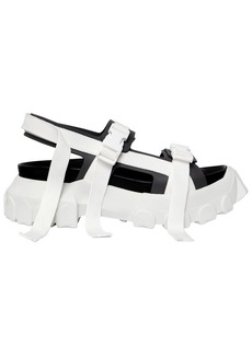 Rick Owens 60mm Hiking Leather Sandals