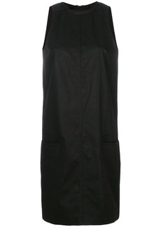 Rick Owens A-line halterneck mini dress