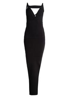 Rick Owens Abito Easy Knit Dress