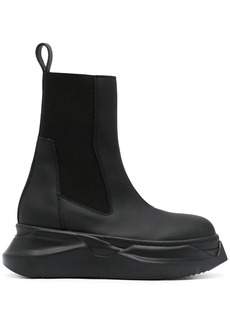 Rick Owens ankle-length oversize-sole boots