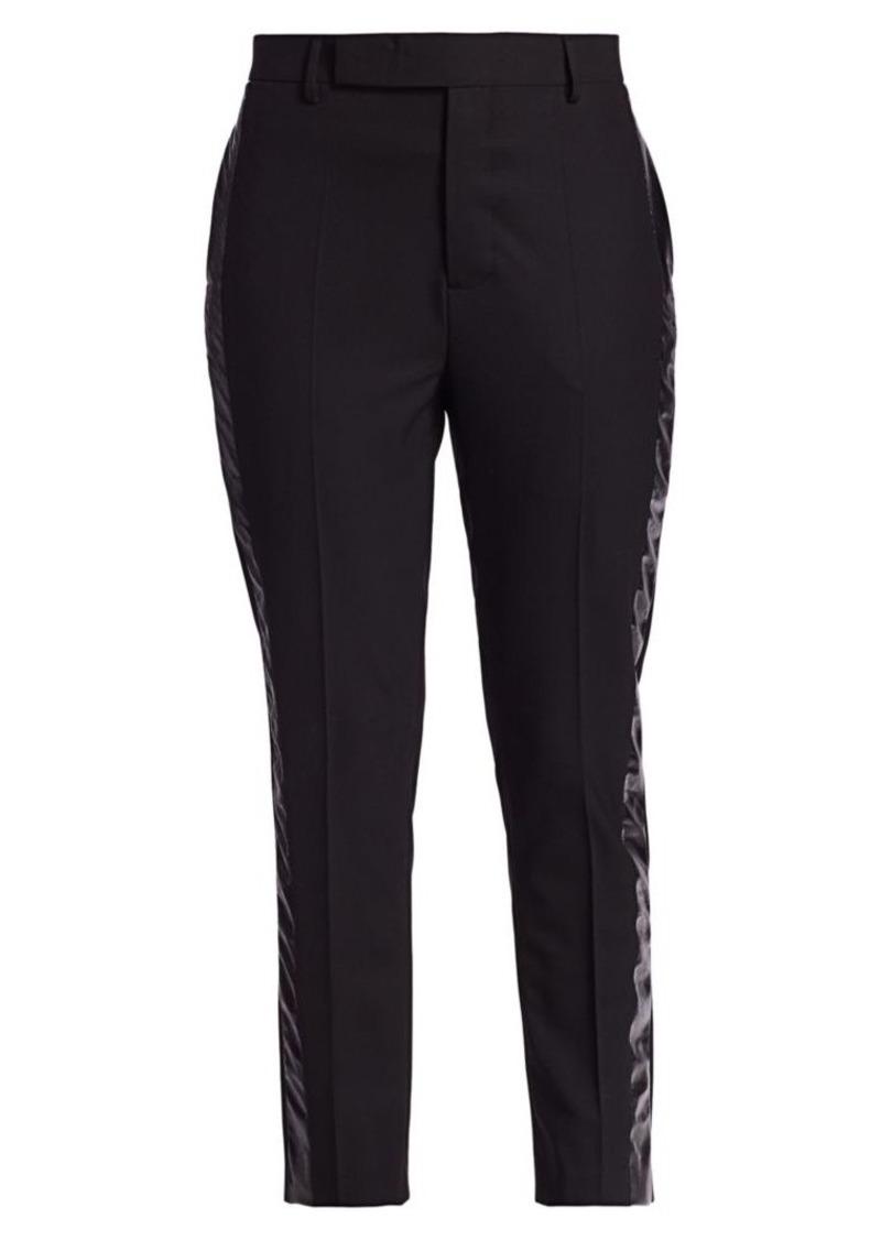 Rick Owens Austin Side Stripe Pants
