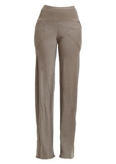 Rick Owens Bias Wool-Blend Pants