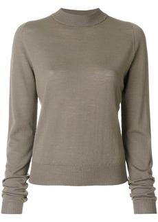 Rick Owens biker lupetto sweater