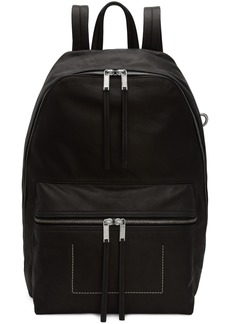 Rick Owens Black Mini Backpack