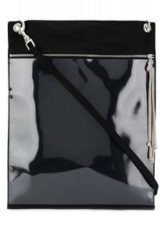 Rick Owens black shoulder bag