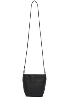 Rick Owens Black Small Adri Bag