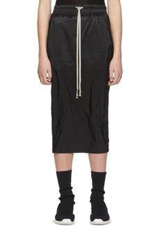 9faa5ba81 Rick Owens Rick Owens Cashmere Boner Pillar Skirt   Skirts
