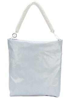 Rick Owens braided strap tote bag