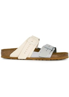 Rick Owens buckle detail slides