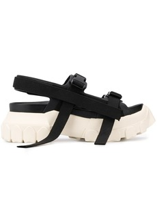 Rick Owens buckled sandals