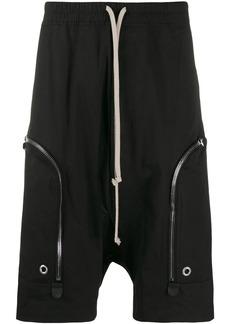 Rick Owens Cargo knee-length shorts