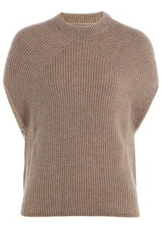 Rick Owens Cashmere-Wool Blend Pullover