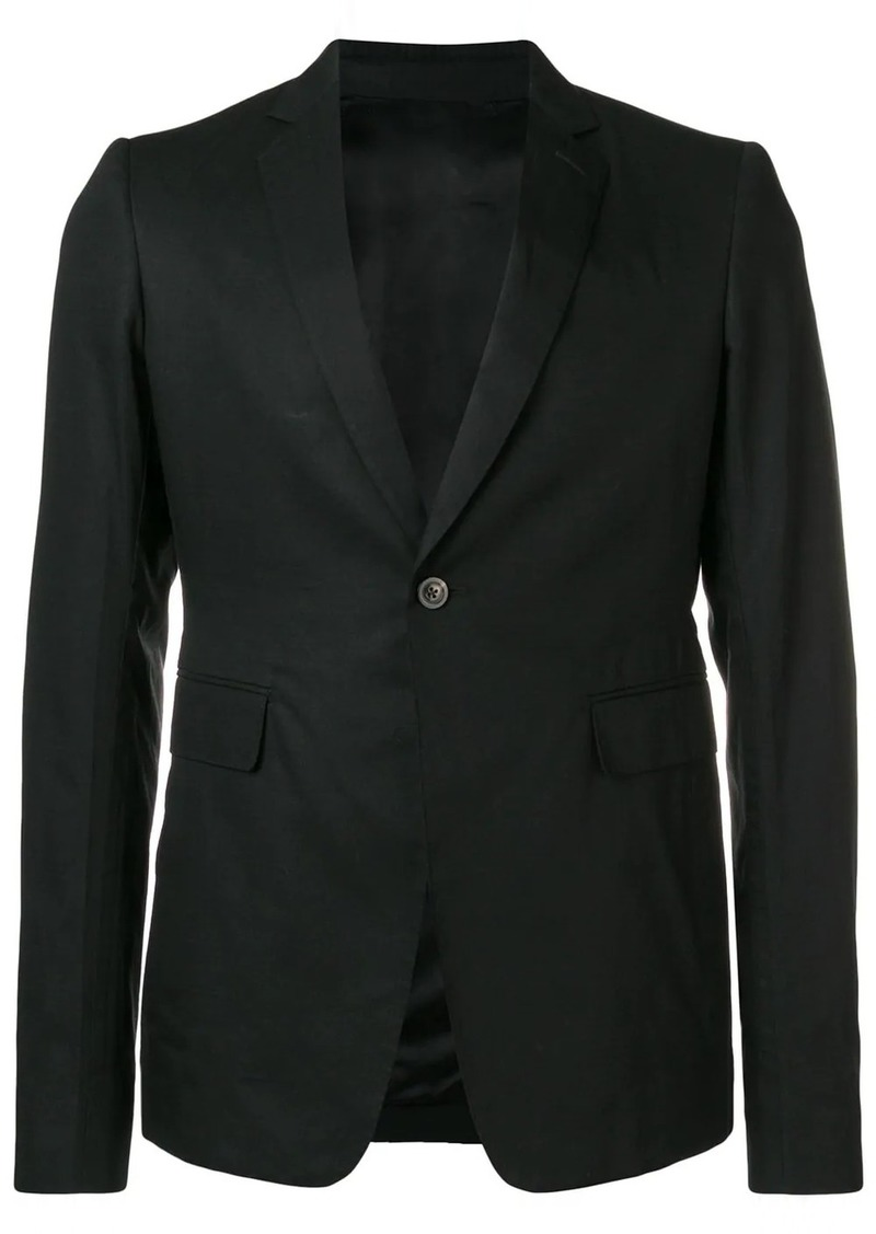 Rick Owens casual fitted blazer