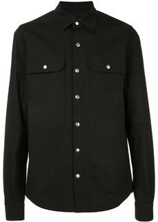 Rick Owens chest pockets shirt