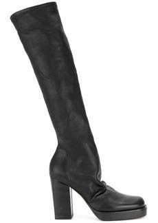 Rick Owens chunky platform boots