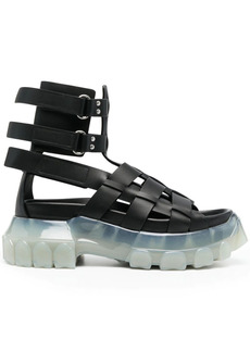 Rick Owens chunky-sole gladiator sandals
