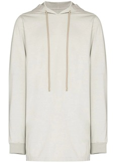 Rick Owens cotton pullover hoodie