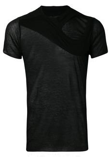 Rick Owens combined design T-shirt