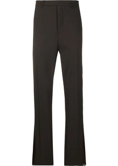 Rick Owens concealed front trousers