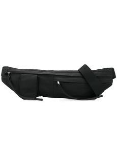 Rick Owens cotton blend belt bag